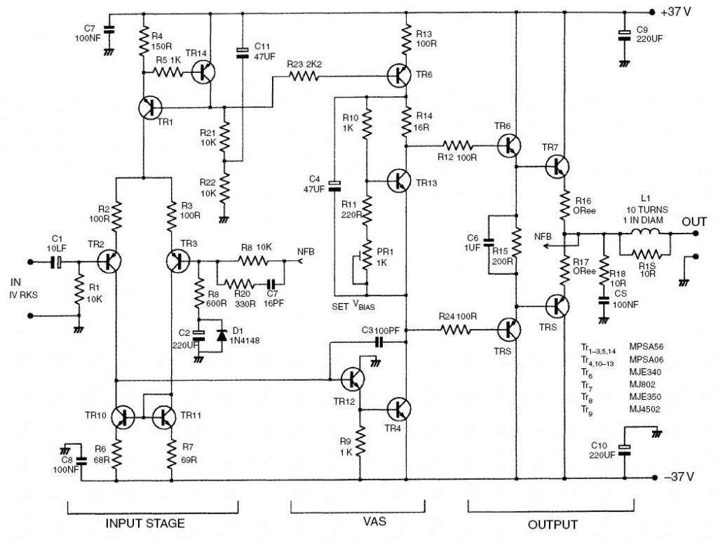 amplifier circuit diagram analysis daniel bj rklund rh nevarllajf com rectifier circuit diagram analysis