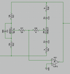 Stereo LM3886-based amplifier with preamp   Daniel Björklund